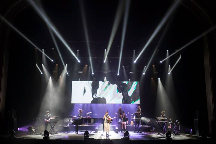 Julieta Venegas tour colombia 2016 teatro mayor